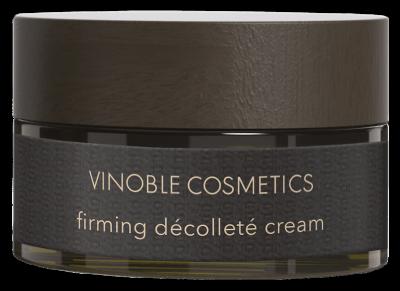 firming decollete cream